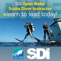 Scuba Diving International Open Water Instructor Training, 360-991-2999